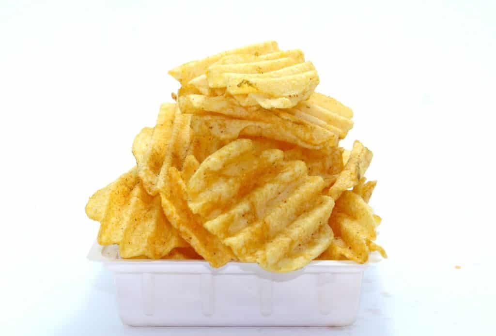 Lip-Smacking Potato Chip Clusters