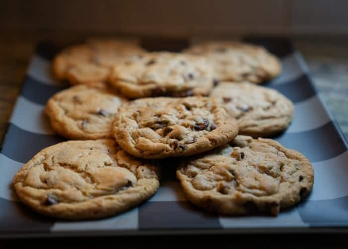 Amazing Chocolate Chip Cookies Recipe